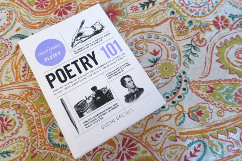Poetry 101 Giveaway